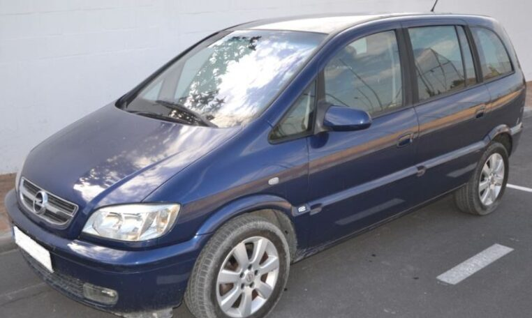 2005 Opel Zafira 2.0 DTi 16v 7 seater mpv for sale in Spain Costa del Sol Marbella Mijas Costa Malaga