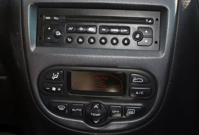 rd45 radio in peugeot 206 clubfrance. Black Bedroom Furniture Sets. Home Design Ideas