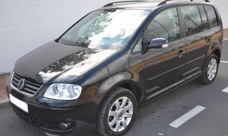 2005 Volkswagen Touran 1.9 TDi 5 door mpv for sale in Spain Costa del Sol Marbella Mijas Costa Malaga