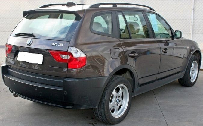 2006 BMW X3 2 0d manual 4x4 Cars for sale in Spain