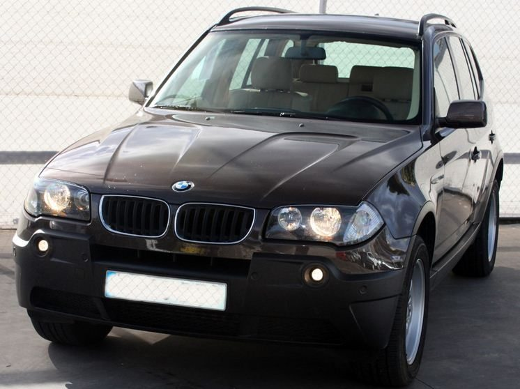 2006 bmw x3 manual 4x4 cars for sale in spain. Black Bedroom Furniture Sets. Home Design Ideas