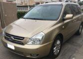 2006 Kia Carnival 2.7 petrol automatic 7 seater mpv for sale in Spain Costa Blanca Alicante