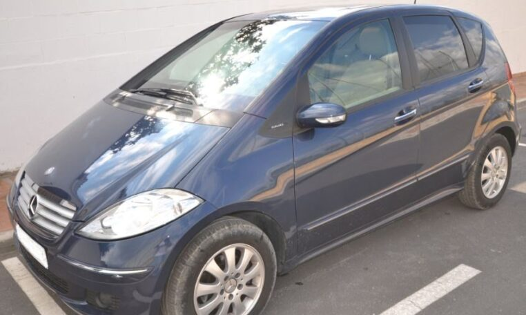 2007 Mercedes Benz A170 5 Door Hatchback Cars For Sale