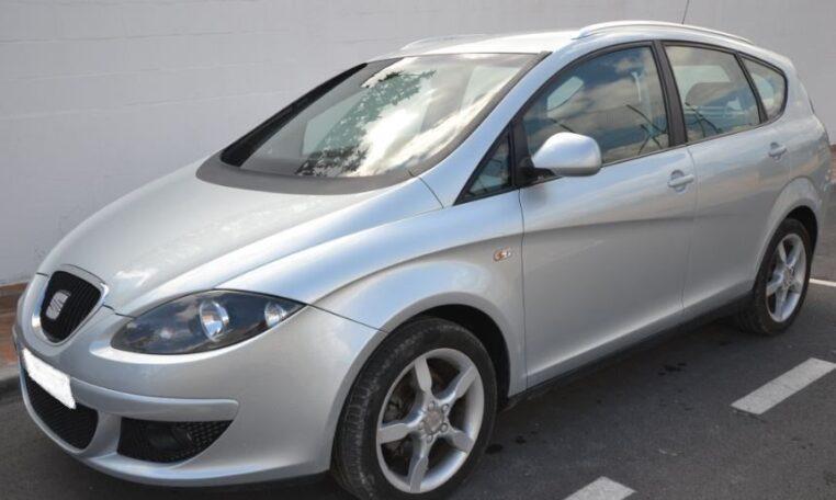 2007 Seat Altea XL 2.0 TDi diesel 5 door mpv for sale in Spain Costa del Sol Marbella Mijas Costa Malaga