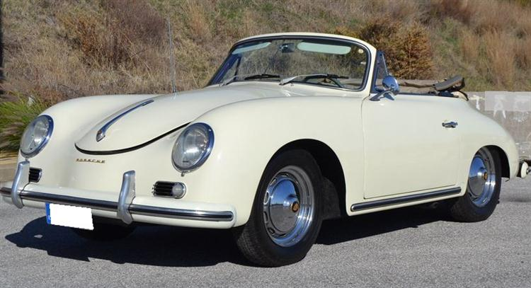 1958 porsche 356 speedster cabriolet classic convertible sports car for sale in spain costa del. Black Bedroom Furniture Sets. Home Design Ideas