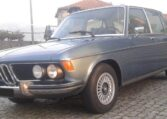 1974 BMW 3.0 Si E3 4 door classic saloon car for sale in Spain Costa del Sol Marbella Mijas Costa Malaga