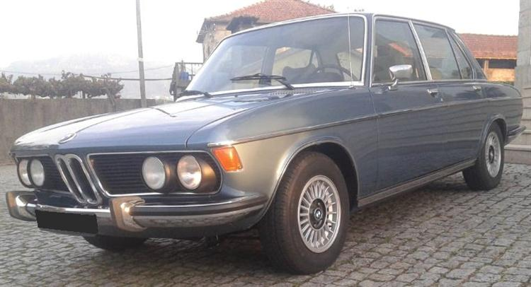 1974 Bmw 3 0 Si E3 4 Door Saloon Classic Cars For Sale