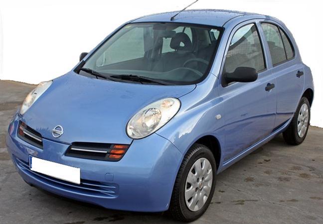2003 Nissan Micra 1.2 5 door hatchback car for sale in Spain Costa del Sol Marbella Mijas Costa Malaga