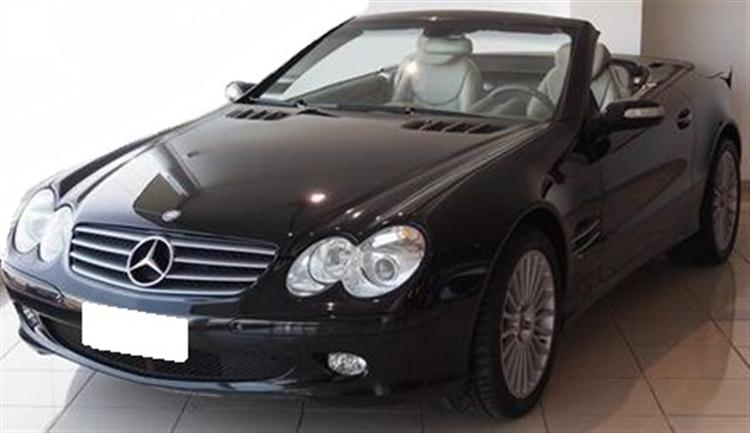 2004 mercedes benz sl350 cabriolet automatic convertible for Mercedes benz sl350 for sale