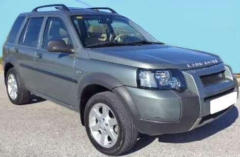 2005 Land Rover Freelander 2.0 Td4 automatic 5 door 4x4 - Cars for