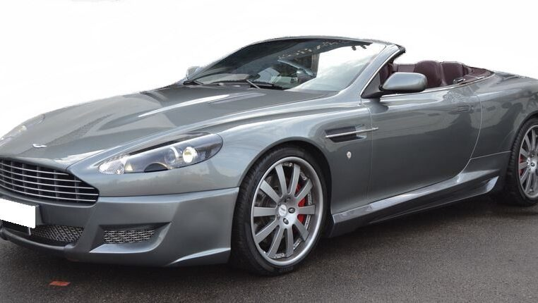 2006 aston martin db9 volante cabriolet automatic luxury. Black Bedroom Furniture Sets. Home Design Ideas