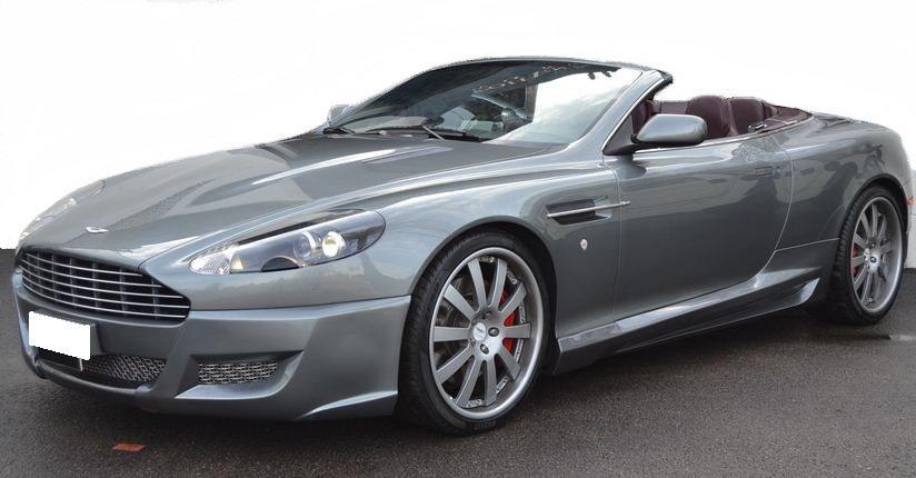 Aston Martin DB Volante Cabriolet Automatic Luxury Convertible - Aston martin convertible for sale
