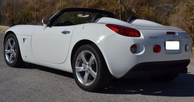 2006 Pontiac Solstice 2.4 Cabriolet 2 Seater Convertible Sports   Cars For  Sale In Spain