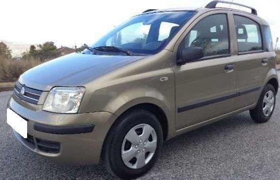 2007 Fiat Panda 1.2 5 door hatchback car for sale in Spain Costa del Sol Marbella Mijas Costa Malaga
