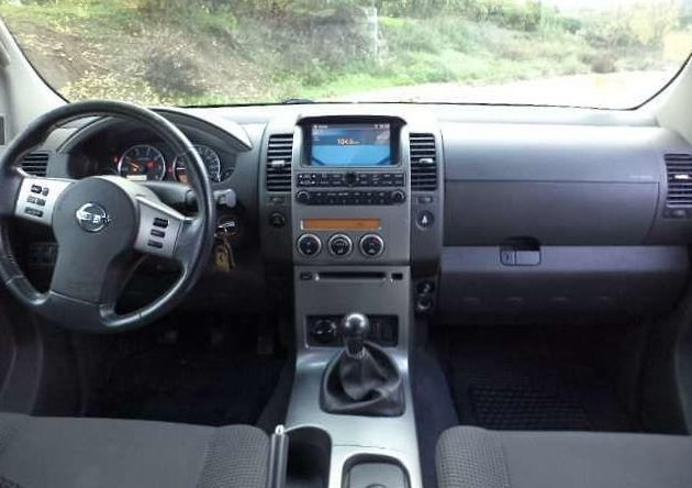 2007 Nissan Pathfinder 25 dCi diesel manual 7 seater 4x4  Cars