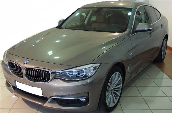 2014 BMW 320d Gran Turismo Luxury automatic 4 door saloon car for sale in Spain Costa del Sol Marbella Mijas Costa Malaga