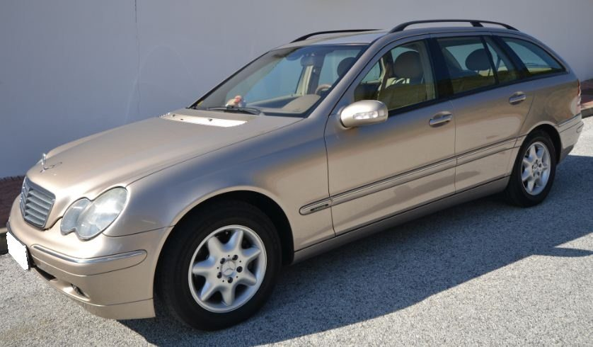2002 mercedes benz c220 cdi elegance diesel automatic 5 door estate cars for sale in spain. Black Bedroom Furniture Sets. Home Design Ideas