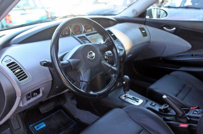 2002 Nissan Primera Acenta 2.0 automatic tourer estate - Cars for ...