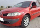 2008 Renault Megane 1.5 dCi diesel 5 door hatchback car for sale in Spain Costa del Sol Marbella Mijas Costa Malaga