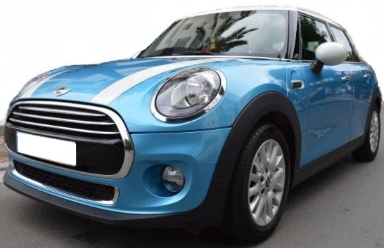 2015 mini cooper d 5 door hatchback cars for sale in spain for Mini motor cars for sale