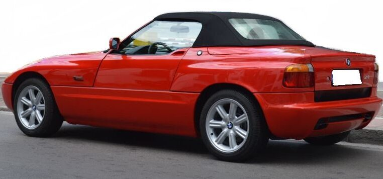 1990 bmw z1 cabriolet classic collectors convertible sports cars for sale i. Black Bedroom Furniture Sets. Home Design Ideas