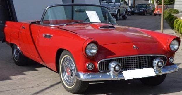 Classic American Sports Cars 48