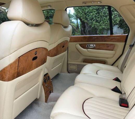 Bentley Arnage Green Label: 1998 Bentley Arnage Green Label Luxury Automatic 4 Door