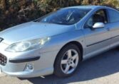 2004 Peugeot 407 2.0 HDi automatic 4 door saloon car for sale in Spain Costa del Sol Marbella Mijas Costa Malaga