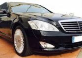 2006 Mercedes Benz S500 automatic luxury 4 door saloon car for sale in Spain Costa del Sol Marbella Mijas Costa Malaga