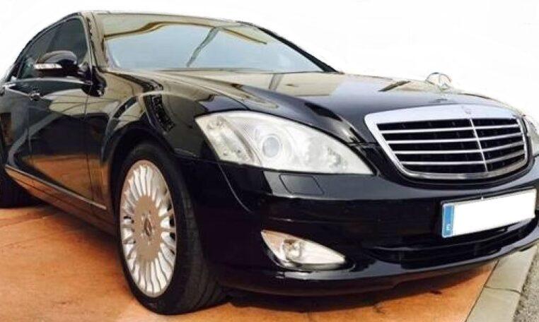 2006 mercedes benz s500 automatic luxury 4 door saloon for 2006 mercedes benz for sale