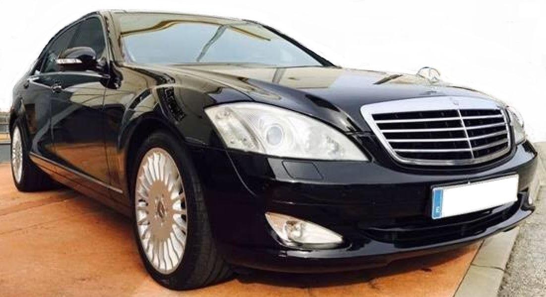 2006 mercedes benz s500 automatic luxury 4 door saloon for 2006 mercedes benz s500 for sale