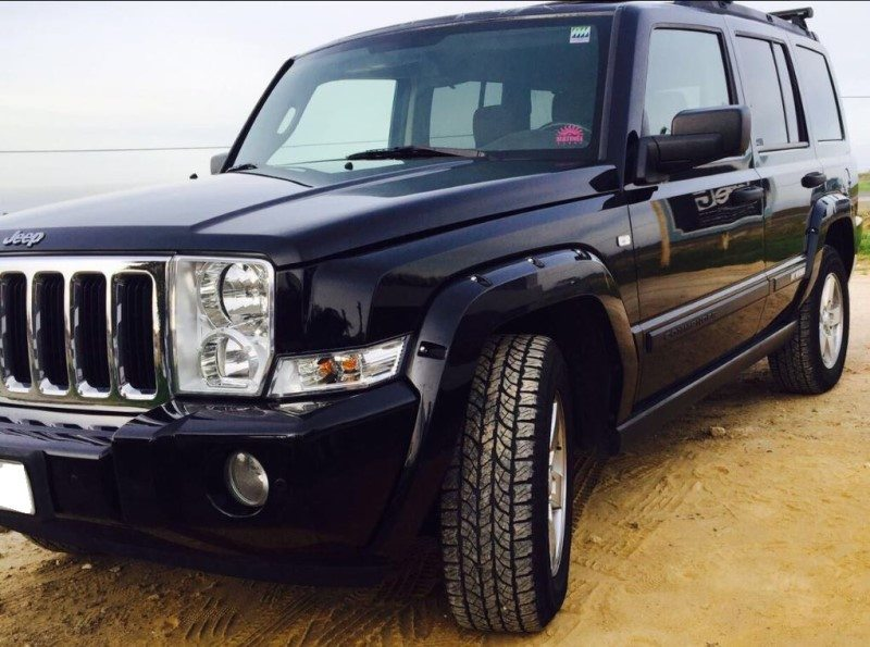 2007 jeep commander 3 0 crd limited 7 seater automatic 4x4 cars for sale in spain. Black Bedroom Furniture Sets. Home Design Ideas