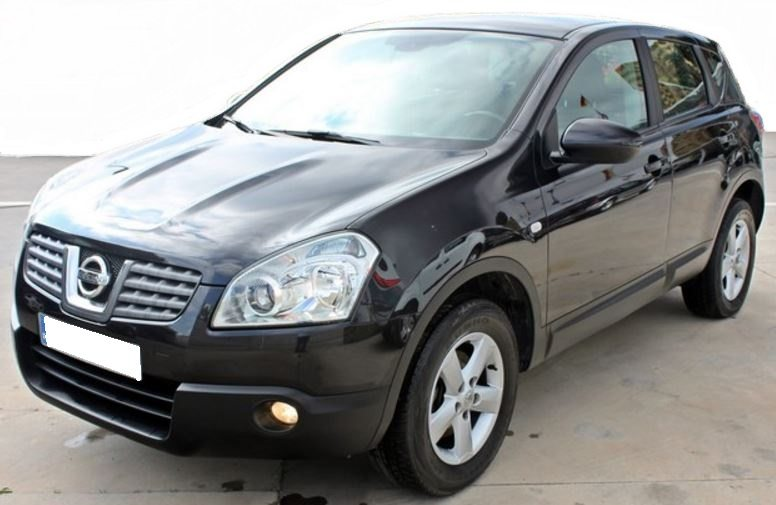 2007 nissan qashqai 1 5 dci diesel manual 4x2 cars for sale in spain. Black Bedroom Furniture Sets. Home Design Ideas