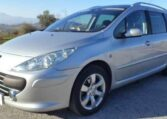 2008 Peugeot 307 SW 1.6 HDi 7 seater estate car for sale in Spain Costa del Sol Marbella Mijas Costa Malaga