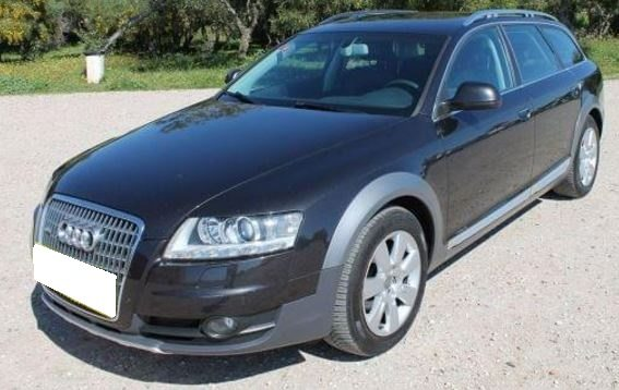 2011 Audi A6 2.7 TDi Allroad automatic estate - Cars for ...