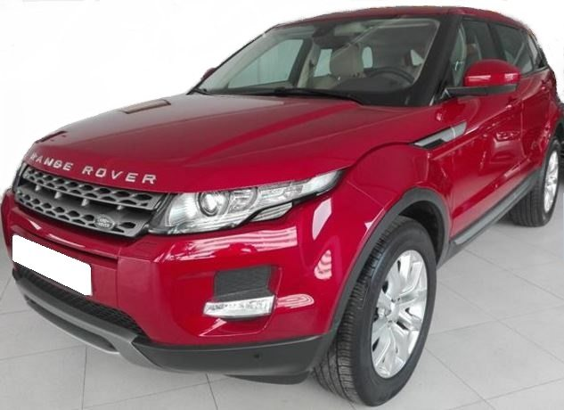 2015 range rover evoque 2 2 ed4 pure tech 4x2 cars for sale in spain. Black Bedroom Furniture Sets. Home Design Ideas