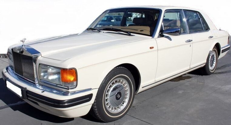 1997 Rolls Royce Silver Spirit III luxury classic saloon car for sale in Spain Costa del Sol Marbella Mijas Costa Malaga