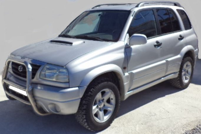 2002 suzuki grand vitara 2 0 hdi manual 5dr 4x4 cars for. Black Bedroom Furniture Sets. Home Design Ideas