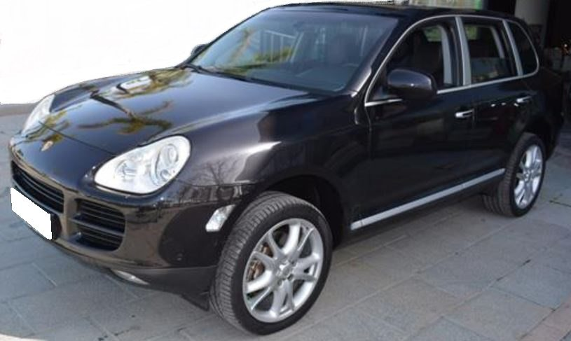 2004 porsche cayenne 4 5 s automatic 4x4 cars for sale in spain. Black Bedroom Furniture Sets. Home Design Ideas