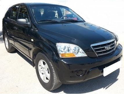 2008 Kia Sorento 2.5 CRDi Emotion manual 4x4 for sale in Spain Costa del Sol Marbella Mijas Costa Malaga
