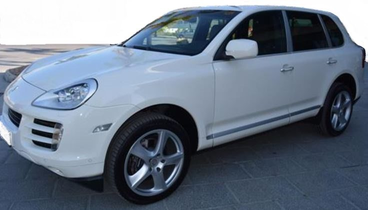 2009 porsche cayenne 3 0 diesel automatic 4x4 cars for sale in spain. Black Bedroom Furniture Sets. Home Design Ideas