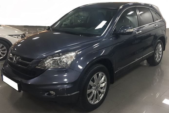 2012 honda cr v 2 2 i dtec elegance se automatic 4x4 cars for sale in spain. Black Bedroom Furniture Sets. Home Design Ideas