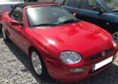 2000 MG MGF 1.8i cabriolet convertible sports car for sale in Spain Costa del Sol Marbella Mijas Costa Malaga