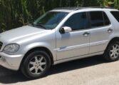 2002 Mercedes mL270 CDi automatic 4x4 for sale in Spain Costa del Sol Marbella Mijas Costa Malaga
