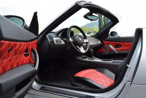 2003 Bmw Z4 2 5i Cabriolet Automatic 2 Door Convertible