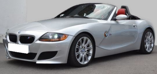 2003 BMW Z4 2.5i cabriolet automatic convertible sports car for sale in Spain Costa del Sol Marbella Mijas Costa Malaga