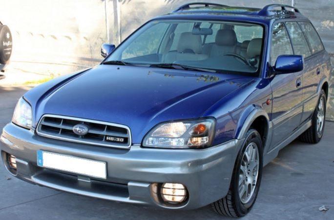 2003 Subaru Legacy H6 30 automatic 5 door estate  Cars for sale
