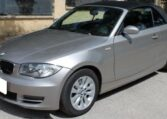 2010 BMW 120d cabriolet diesel convertible car for sale in Spain Costa del Sol Marbella Mijas Costa Malaga
