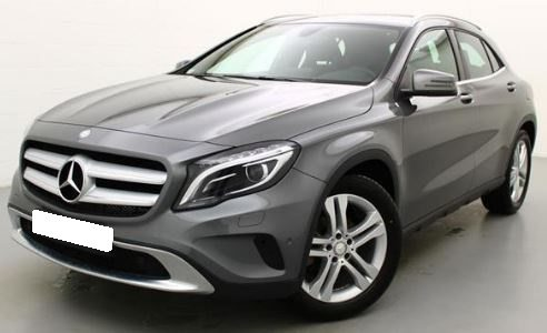 2016 mercedes benz gla180 manual 5 door crossover suv 4x2 for Mercedes benz crossover suv