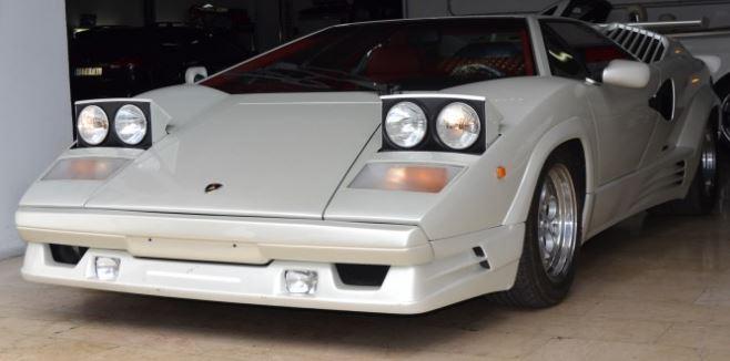 1990 Lamborghini Countach 25th Anniversary Edition Coupe Classic